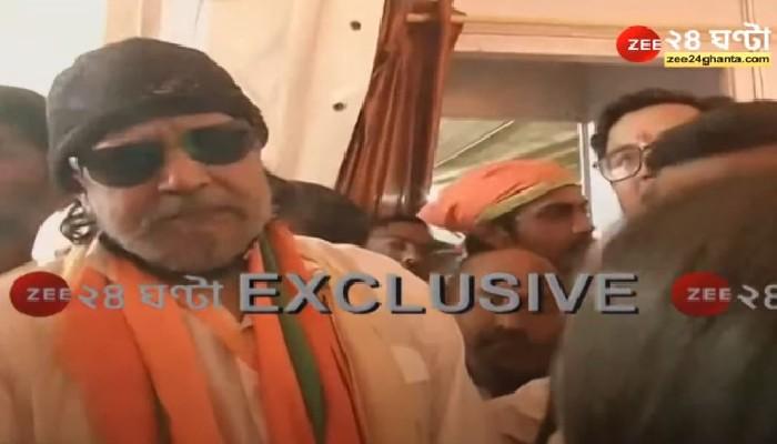 WB assembly election 2021:  BJP একমাত্র পার্টি, যারা ভালো কিছু করছে: Mithun