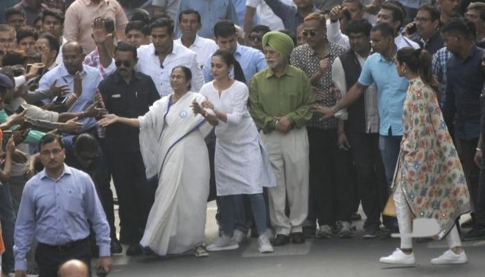 WB assembly election 2021: নজরে নির্বাচন, উপলক্ষ্য নারী দিবস, আজ রাজপথে মমতা বন্দ্যোপাধ্যায়