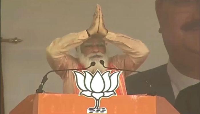WB Assembly Election 2021 LIVE: দিদির যখন চোট লেগেছিল তখন আমারও চিন্তা হয়েছিল: মোদী