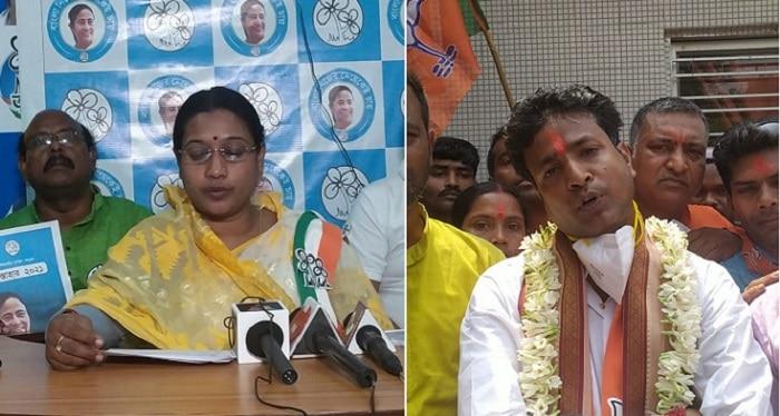 WB assembly election 2021 : সোনারপুর উত্তরে 'দিদি'র বিরুদ্ধে বিজেপির প্রার্থী 'ভাই', লড়াই জমজমাট