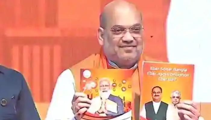 BJP Manifesto: চাকরিতে ৩৩% সংরক্ষণ, নিখরচায় পড়াশুনো, বাসে ফ্রি, ১৮ বছরে ২ লক্ষ,মহিলা মন জয়ে BJP