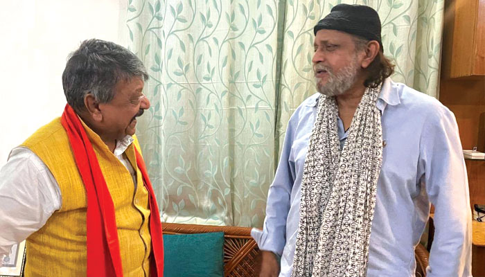 WB Assembly Election 2021: Kolkata-র ভোটার Mithun, এবার কি BJP-র প্রার্থীতালিকায় মহাগুরু?