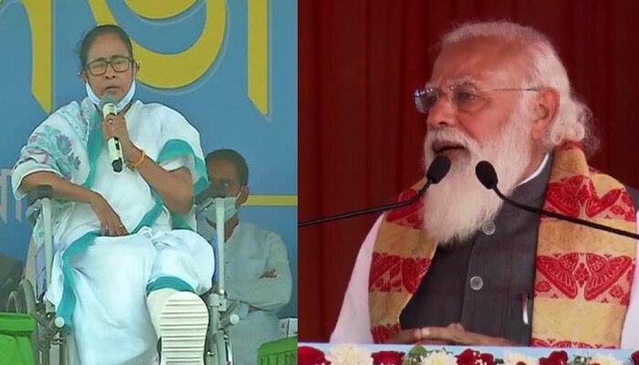 West Bengal Election 2021: BJP-র অভিযোগে Election Commission জমা পড়ল Mamata ভাষণের ভিডিয়ো