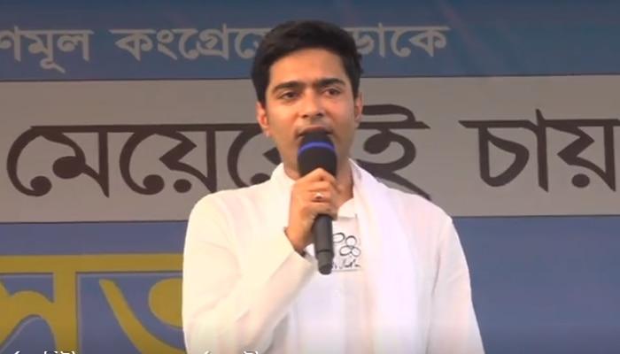 West Bengal Election 2021: রেল আপনাদের, মহিলাদের ভাড়া ফ্রি করে দেখান: Abhishek