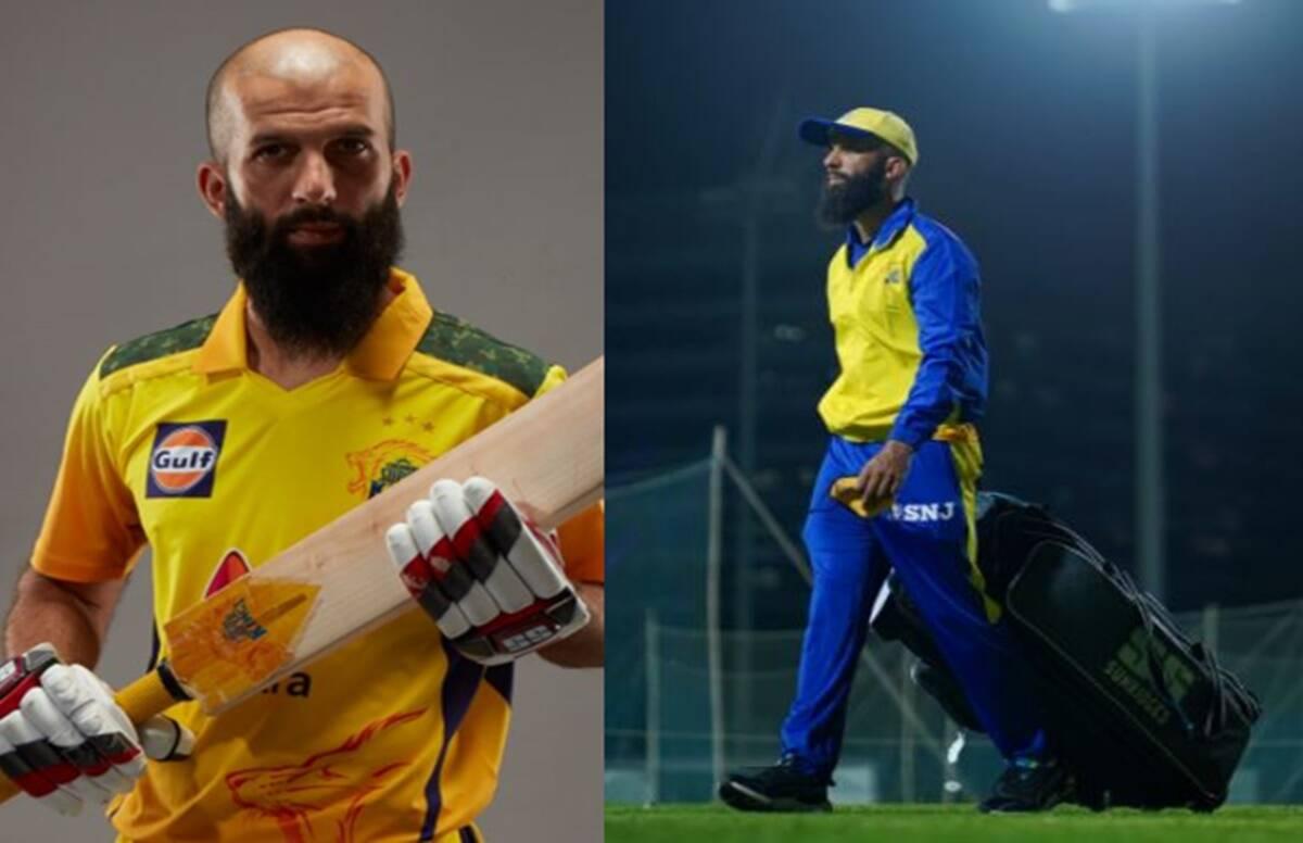 IPL 2021: মইন আলির জার্সি থেকে সরানো হল মদের বিজ্ঞাপন