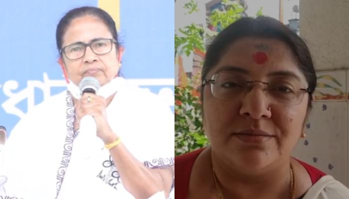 West Bengal Election 2021: হিম্মত থাকে তো আদালতে মামলা করুন, Mamata-র সারদা-অভিযোগে পাল্টা Locket-র