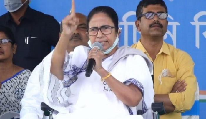 WB assembly election 2021 : 'সকাল থেকে ১০০টা FIR করেছি,' নাজবুল-সুজাতার উপর হামলা, কমিশনকে কড়া তোপ মমতার