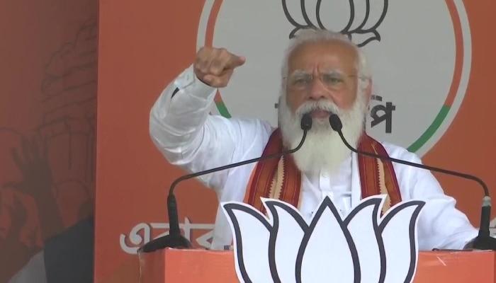West Bengal Election 2021: আমি জানি উচ্চারণে ত্রুটি থাকবে, বাংলা ভাষাকে সম্মান করি বলেই বলি: মোদী