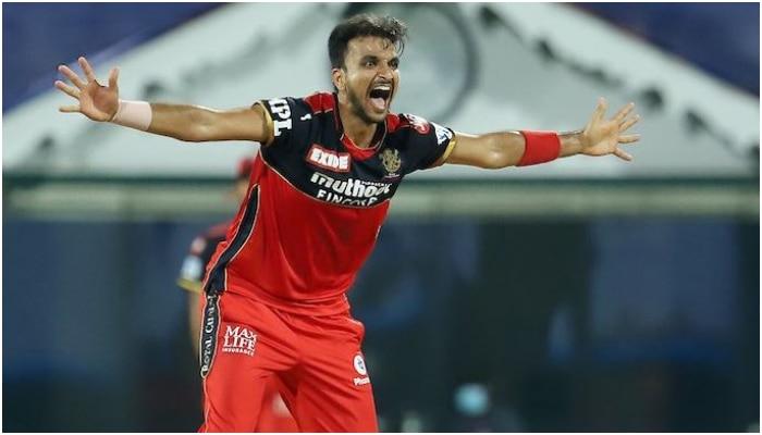 IPL 2021, MI vs RCB: মুম্বইয়ের বিরুদ্ধে ৫ উইকেট নিয়ে ইতিহাসে Harshal Patel