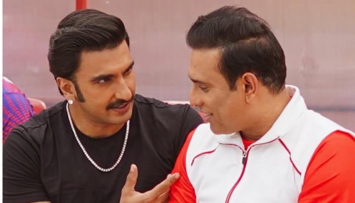 Ranveer Singh ছবি শেয়ার করলেন VVS Laxman র সঙ্গে, কী করছেন তাঁরা?