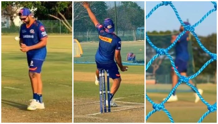IPL 2021, KKR vs MI: কলকাতার বিরুদ্ধে কি বোলার Rohit Sharma! ইঙ্গিত এমনটাই