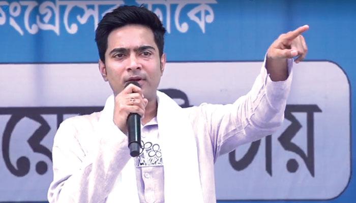 WB Assembly Election 2021: রোজই দেশে বাড়ছে Covid আক্রান্তের সংখ্যা, আর বিদেশে ১০ কোটি টিকা পাঠিয়ে দিয়েছেন Modi: Abhishek