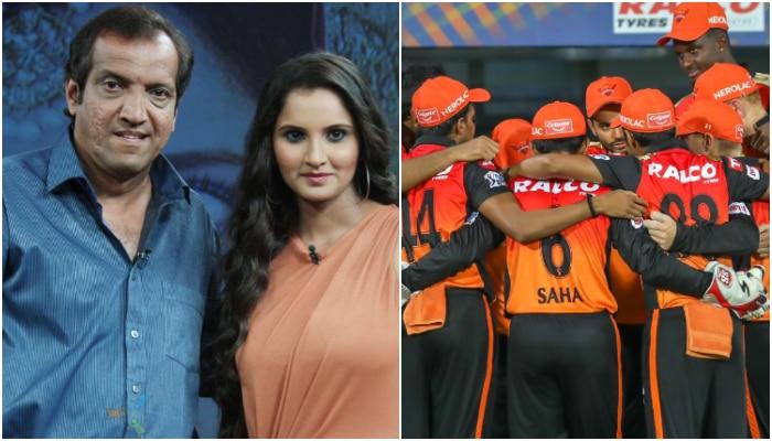 IPL 2021: হায়দরাবাদ টিমে কেন নেই স্থানীয় ক্রিকেটার! প্রশ্ন Sania Mirza র বাবার