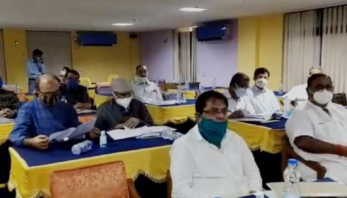 WB Assembly Election 2021:আট দফার ভোটে বদল নয়, সর্বদল শেষে জানিয়ে দিল Election Commission