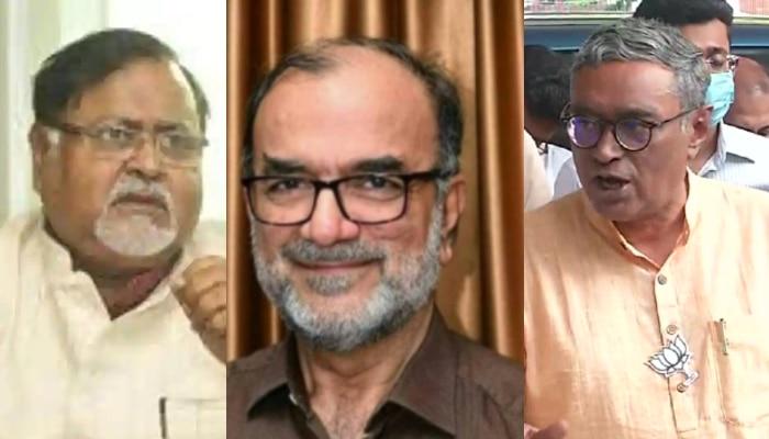 কমিশনে সর্বদলে তিন দফার ভোট একসঙ্গে করার দাবি TMC-র, সহমত নয় CPM-BJP