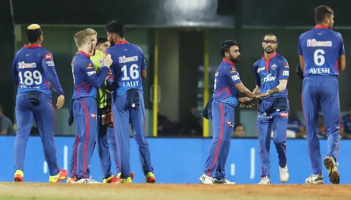 IPL 2021: Amit বিক্রমে দিল্লি ৬ উইকেটে হারাল মুম্বইকে