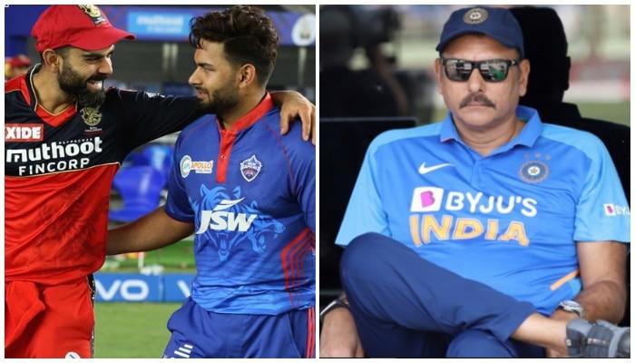 IPL 2021: দুই শিষ্যের ছবি শেয়ার করে বিশেষ বার্তা দিলেন Shastri! নজর কেড়ে নিলেন টুইট করে