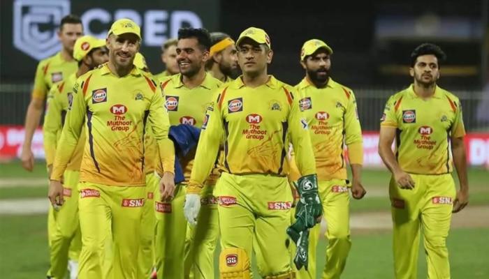 IPL 2021: করোনাতঙ্কে কাঁপছে আইপিএল!  হানা দিল Dhoni র CSK শিবিরে
