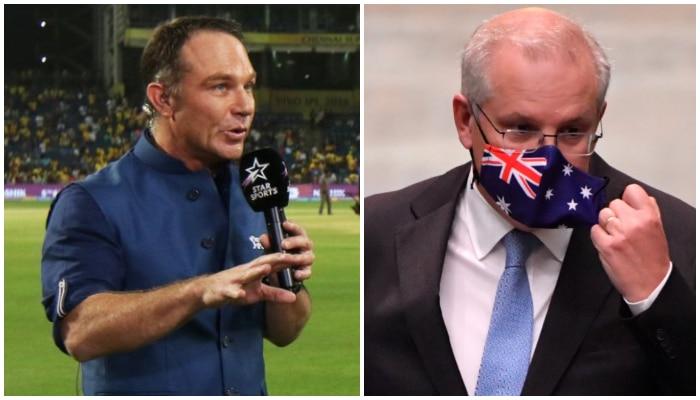 IPL 2021: 'প্রধানমন্ত্রীর হাতে রক্ত লেগে আছে'! ভারতে আটকে ক্ষোভে ফুঁসে টুইট অজি ধারাভাষ্যকারের