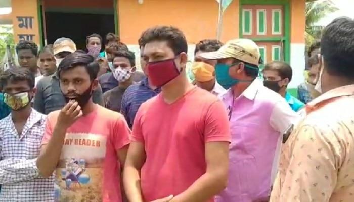 উলটপুরাণ! বর্ধমানে ঘরছাড়া BJP কর্মীদের বাড়ি ফেরালেন তৃণমূল নেতা