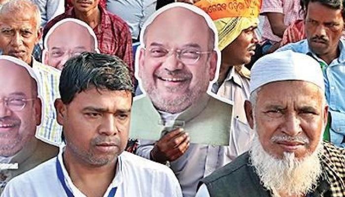 করোনা-কালে কোথায় Amit Shah? খুঁজে দিন, দিল্লির থানায় 'মিসিং ডায়েরি' NSUI-র