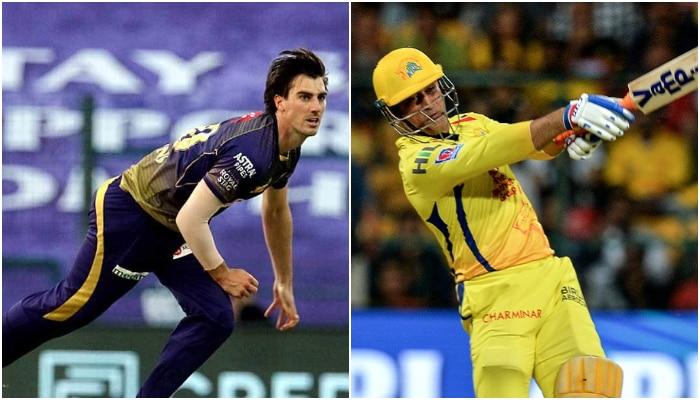 IPL 2021: ১ বলে প্রয়োজন ৬ রান! স্ট্রাইকে Dhoni, কোন বল করবেন Cummins? জানালেন KKR মহাতারকা