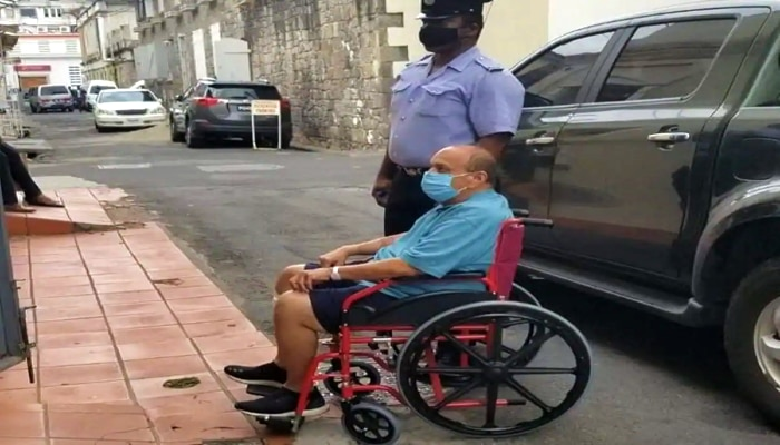 'হাঁটতে পারছেন না', হুইলচেয়ারে Dominica-র আদালতে Mehul Choksi