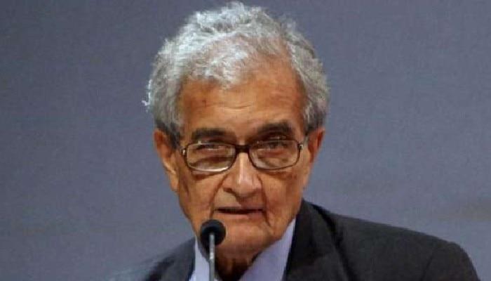 Schizophrenia'য় আক্রান্ত কেন্দ্র, তাই এ দেশে করোনার বাড়বাড়ন্ত: Amartya Sen