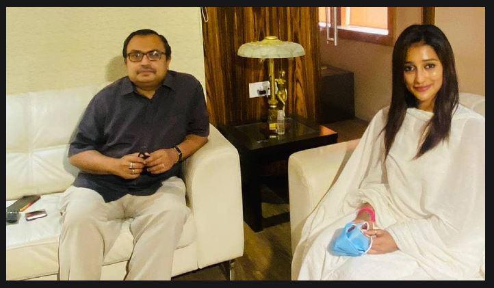 TMC- সাধারণ সম্পাদক Kunal Ghosh-র সঙ্গে সাক্ষাৎ রাজ্য সম্পাদক Sayantika-র