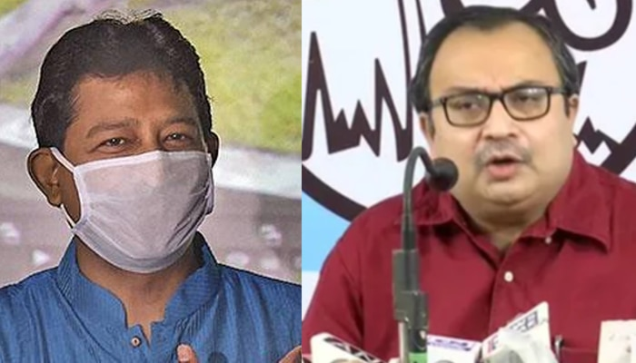 আগামী সপ্তাহে ফুলবদল? বিকেলে TMC নেতা কুণালের বাড়িতে হাজির Rajib