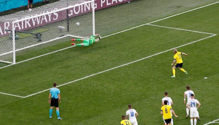 UEFA EURO 2020: স্লোভাকিয়াকে হারিয়ে নক আউটের আশা উজ্জ্বল করল সুইডেন