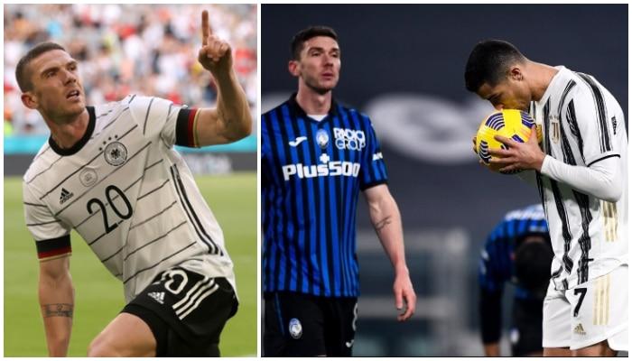 UEFA EURO 2020:  Ronaldo র জার্সি চেয়ে চূড়ান্ত অপমানিত হয়েছিলেন Robin! জার্মান ফুটবলার আজও ভোলেননি সেদিনের ঘটনা