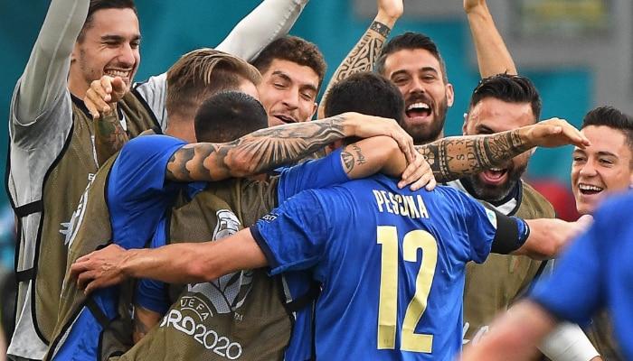 UEFA EURO 2020, Italy vs Wales: গ্রুপ পর্যায়ে 'ফটো ফিনিশ' করে অপ্রতিরোধ্য তকমা ধরে রাখল ইটালি