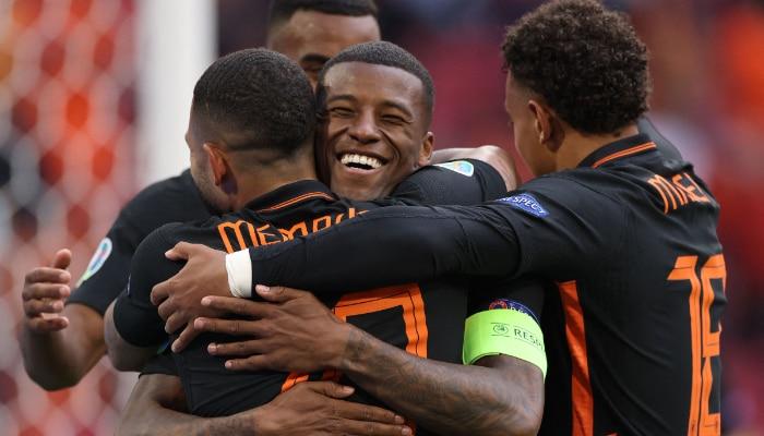 UEFA EURO 2020: Netherlands ঝড়ে খড়কুটোর মতো উড়ে গেল North Macedonia