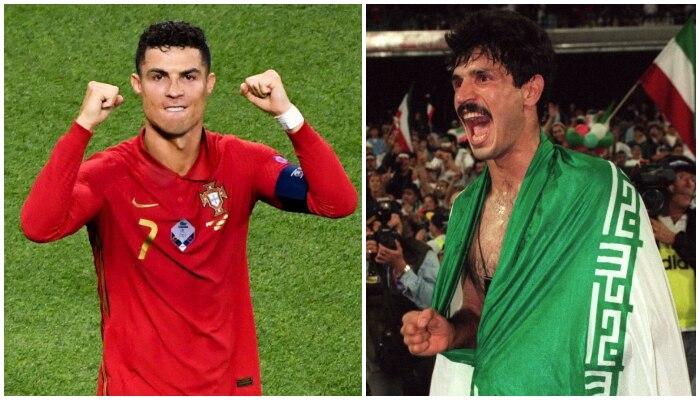 UEFA EURO 2020: Ronaldo তাঁর রেকর্ডে ভাগ বসিয়েছেন! উচ্ছ্বসিত Ali Daei করলেন ভূয়সী প্রশংসা