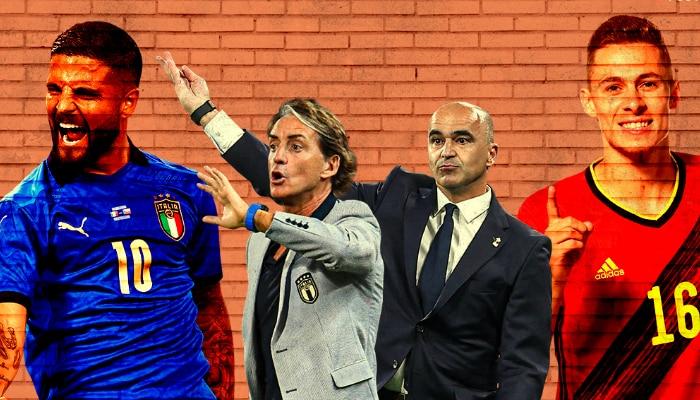 এবার EURO 2020 কোয়ার্টার ফাইনাল, লড়াইয়ে Switzerland vs Spain ও Belgium vs Italy
