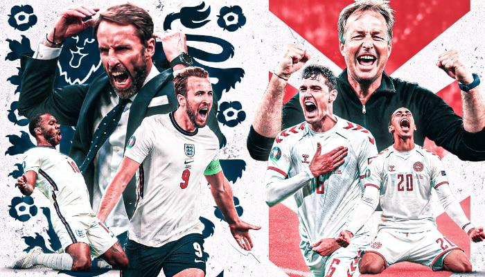 UEFA EURO: রাত পোহালেই মেগা ম্যাচে মুখোমুখি England vs Denmark, জানুন বিস্তারিত