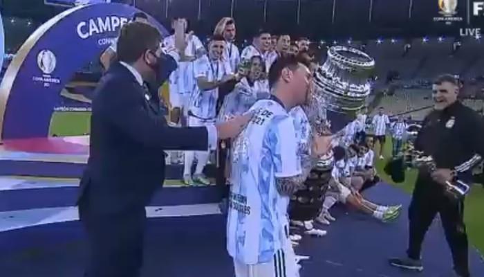 Copa America 2021: আজ Messi র দিন, আবেগের সুনামিতে ভাসছেন ভক্তের ভগবান