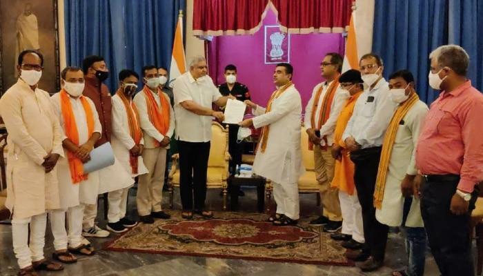 পিএসি-মুকুল নিয়ে রাজ্যে রাজ্যে নথি পাঠাচ্ছে BJP, দেশজুড়ে TMC বিরোধী প্রচারে Suvendu