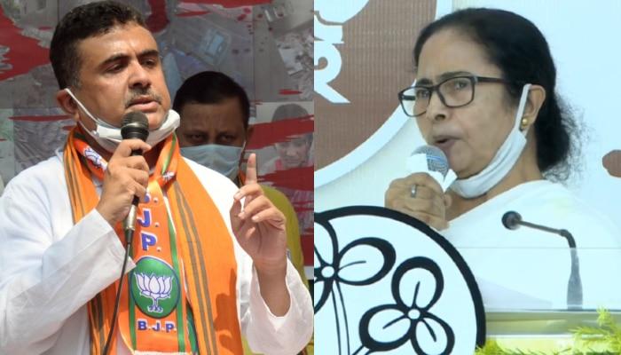 'ফোন ট্যাপিংয়ের কথা বলছে', 'গদ্দার' Suvendu-র রাজনৈতিক বিদায়ের হুঁশিয়ারি Mamata-র