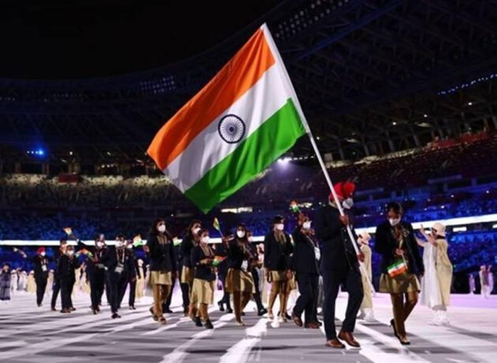Olympics Openings: ভারতের প্যারেড