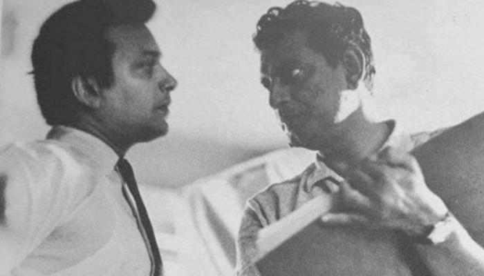 Uttam Kumar: The camarderie between Uttam and Satyajit Ray