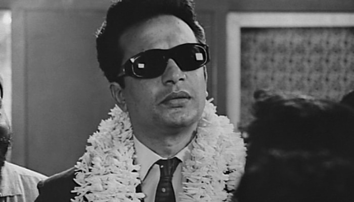 Uttam Kumar: The interview begind, the hero denies to speak about his personal life