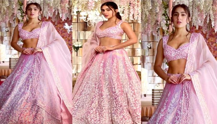 Sara Ali Khan: fashioniesta heroine