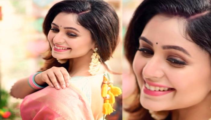 Ritabhari Chakraborty: Smiling Face