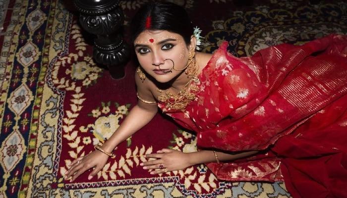 Parno Mittra: Bridal look