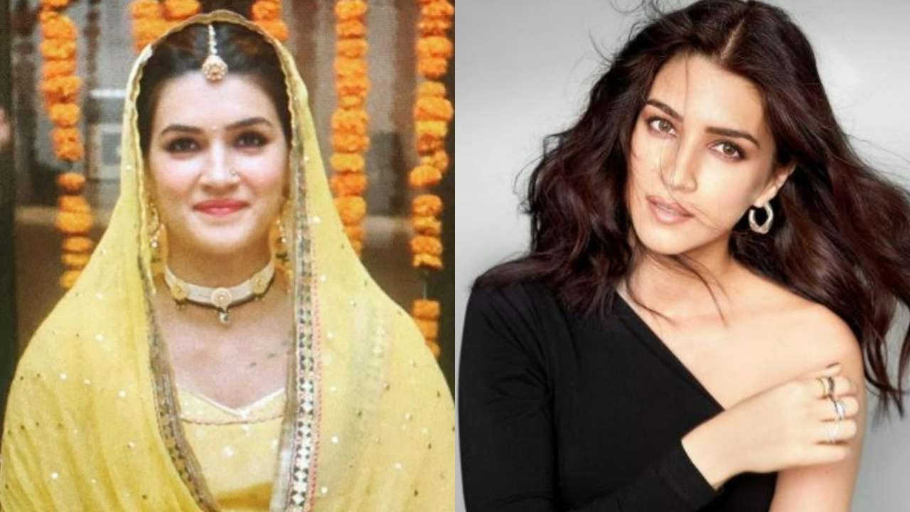 Kriti Sanon  gained weight for Mimi