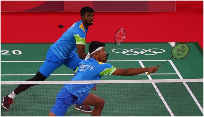 Tokyo Olympics 2020: হেরে গেলেন Chirag Shetty ও Satwiksairaj Rankireddy