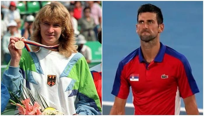 গোল্ডেন স্ল্যাম থাকল Steffi Graf র, ইতিহাস লিখতে পারলেন না Novak Djokovic