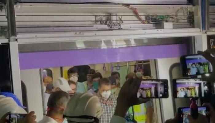 East West Metro: শিয়ালদহে মেট্রো স্টেশন, শুরু ট্রায়াল রান